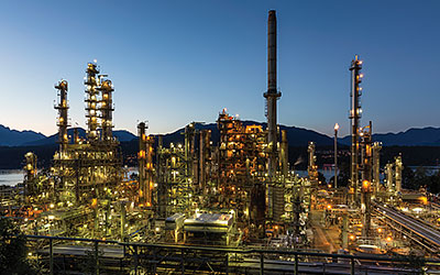 Canadian petroleum refinery saves three days of outage time by reducing multiple turnarounds utilizing our family of chemicals